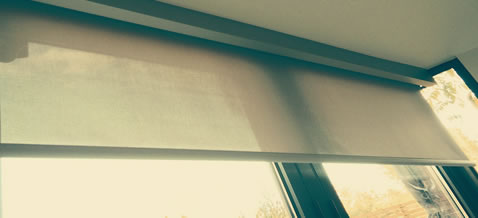 Qmotion Wire Free Roller Blinds London Uk